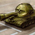 война танки