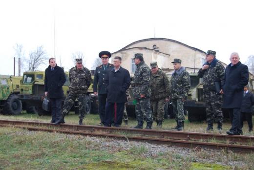 военная техника в Украине