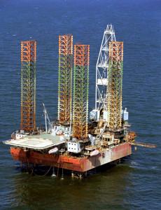 вышки Чорноморнафтогаз