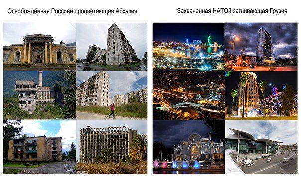 Грузия Абхазия
