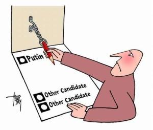 путин голосование