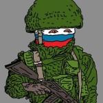 Зеленые человечики российские террористы