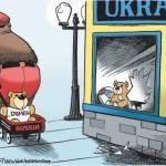 Крым утащили