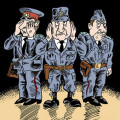 коррупция предательство