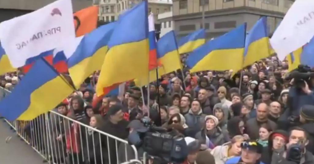 Марш Мира 13.04.2014