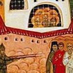 святые, тоталитаризм, агрессия