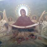 Роспись арки Киево Печерской Лавры
