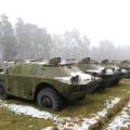 Военная техника в Ровно